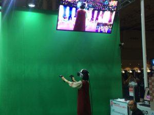 東京ゲームショウVRゾーン